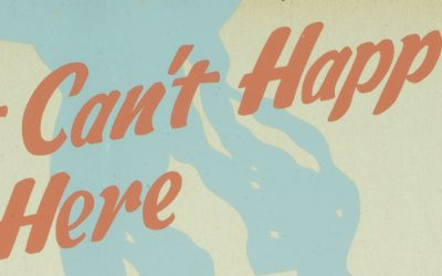 Preserving a Legacy: WPA Posters