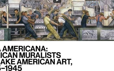 Virtual Field Trip: Vida Americana Mexican Muralists/The Whitney