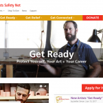 CERF+ The Artists Safety Net